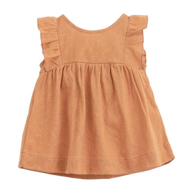 Dress, Orange