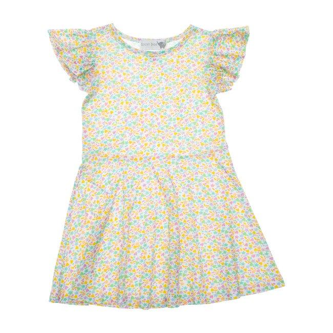 Candy Confetti Flutter Dress