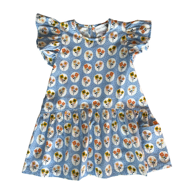 Bluebell Circles Darling Dress