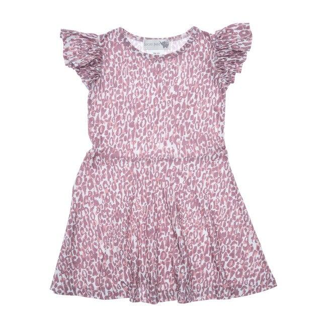 Lilac Dreams Flutter Dress