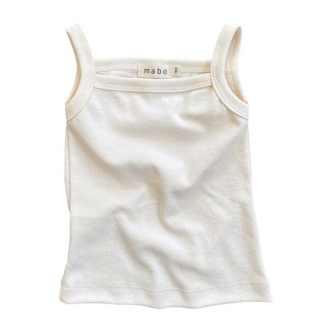 Organic Cotton Camisole, Natural