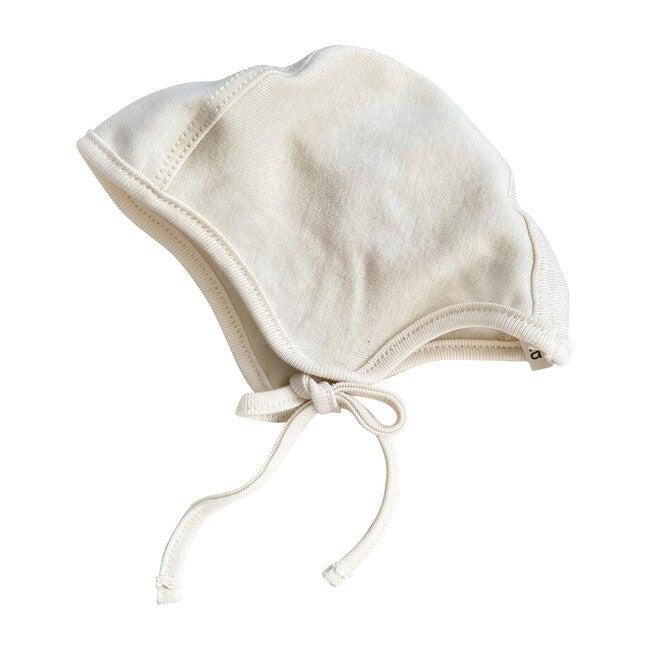 Organic Cotton Bonnet, Natural