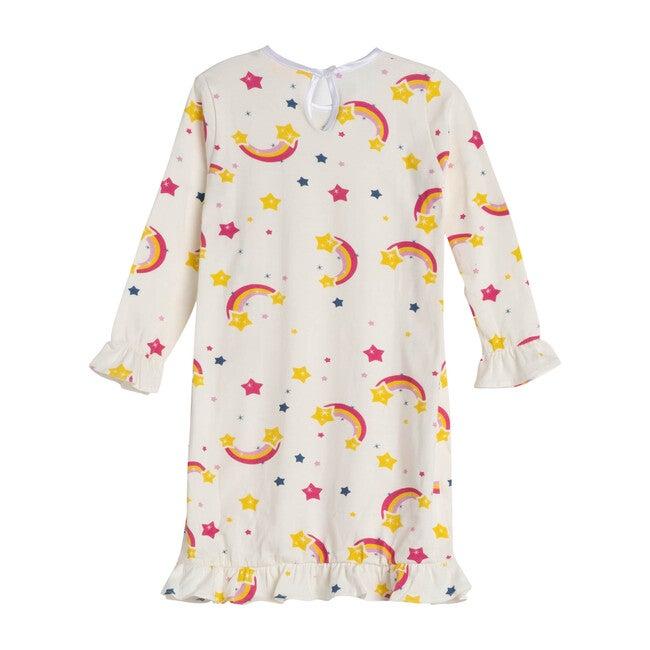 Rainbow Loungewear Dress