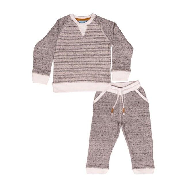 Kevin 2 Piece Baby Set, Cream