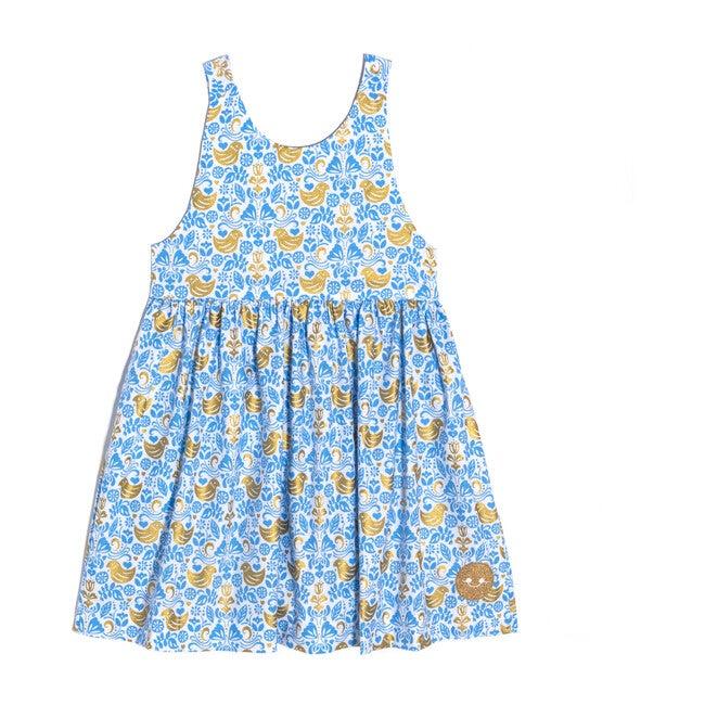 CC Dress, Golden Chickadee