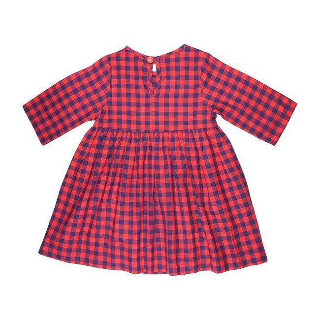 Winnie Dress, School Yard Check