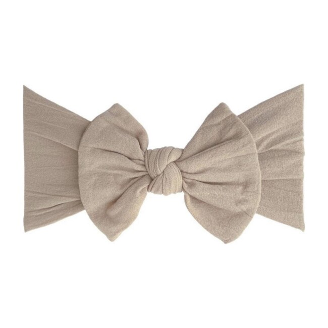 Classic Bow, Natural
