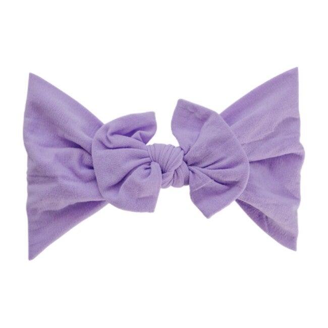 Classic Bow, Lavender
