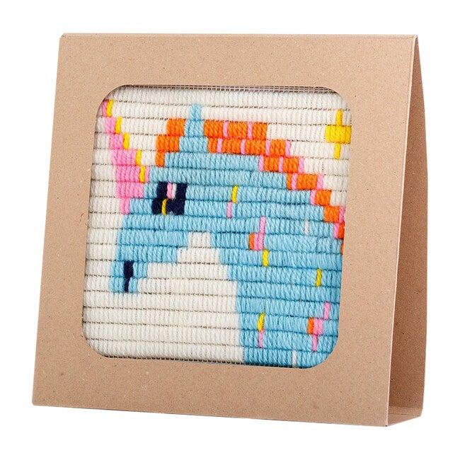 Needlepoint Kit, Unicorn