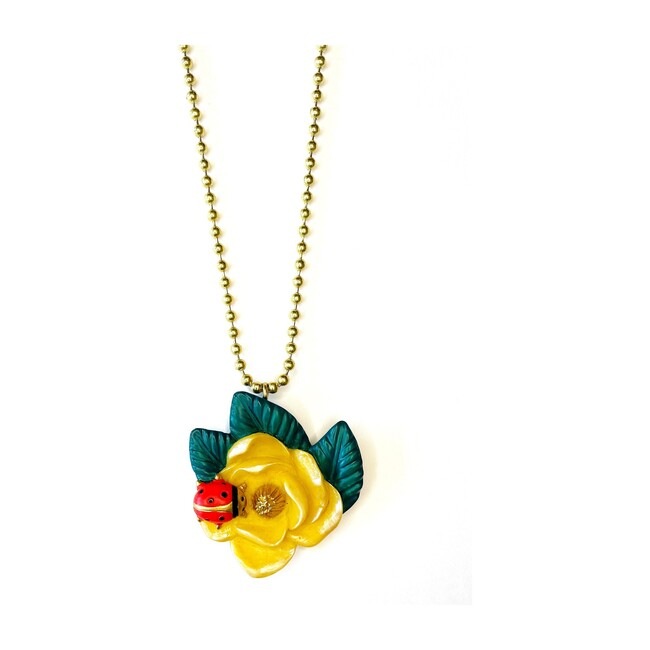 Floral Love Necklace