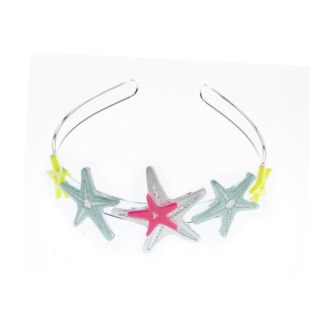 Starfish Neon Pink Headband