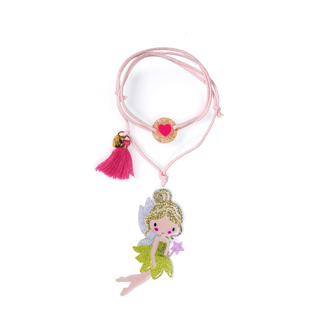 Fairy Gold Necklace