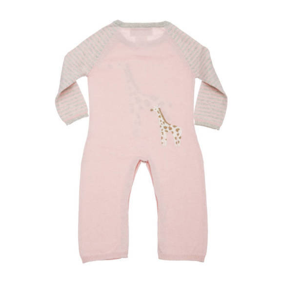 Cameron Coverall, Duchess Pink