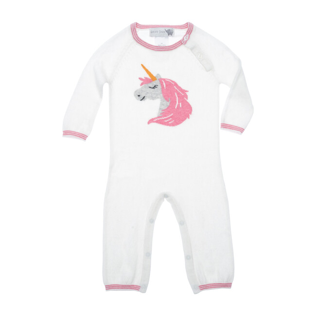Unicorn Coverall, Ivory