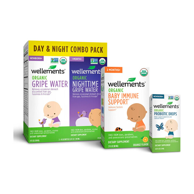 Baby Be Well Bundle - Supplements - 1