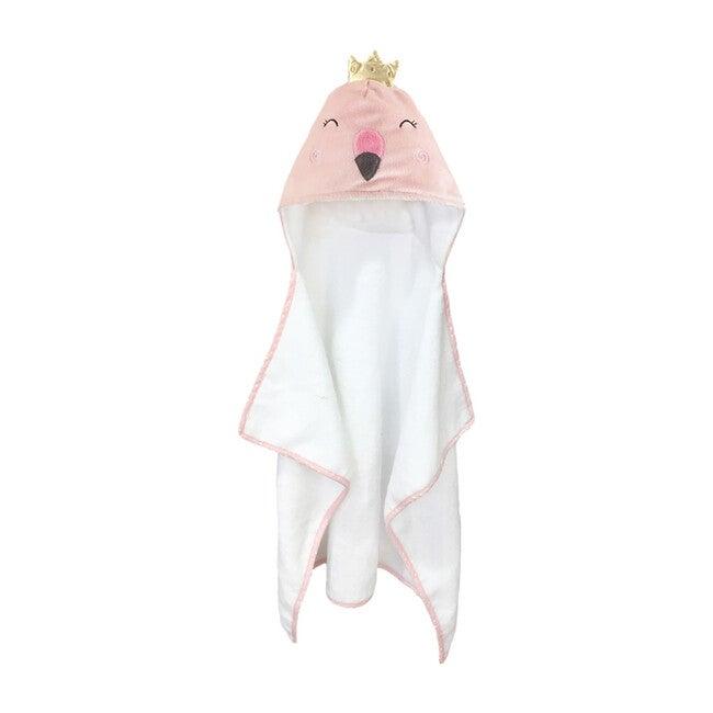 Flamingo Baby Terry Towel