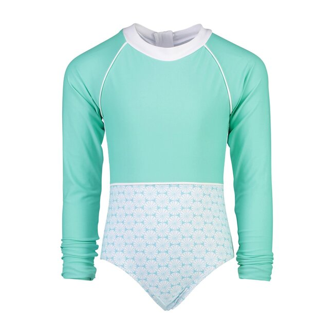 Oceania Sustainable Long Sleeve Surf Suit