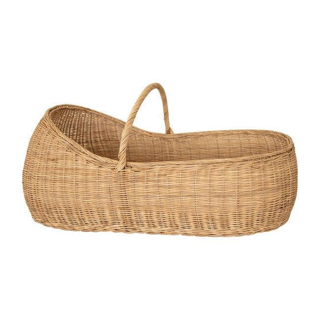 Lyra Basket + Cotton Mattress