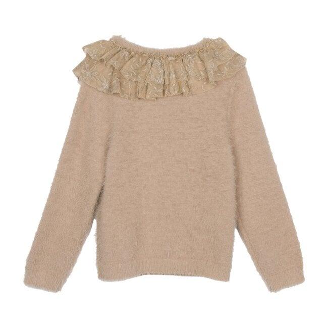 Hello Heidi Sweater, Winter Straw