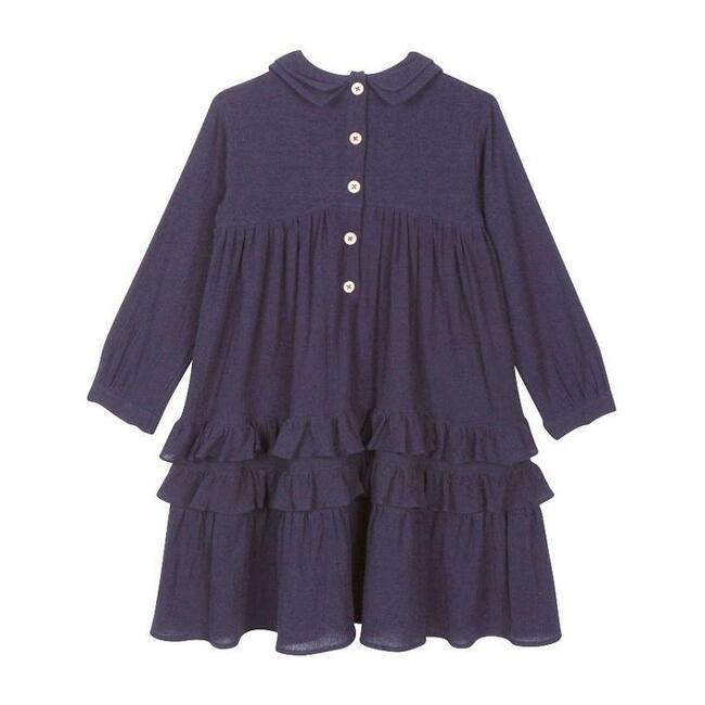 Ava Dress, Dark Denim