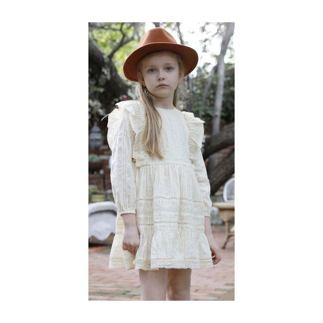 Emily Dress, Powder