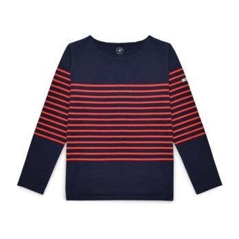 Women's Pablo, Navy & Red