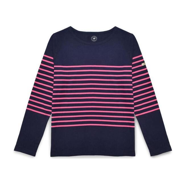 Women's Pablo, Navy & Pink