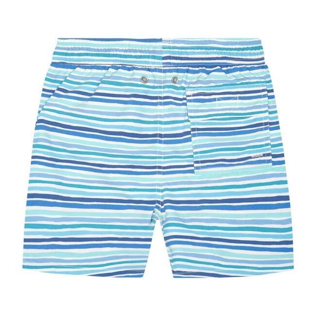 Stripe Swim Trunk,  Ocean