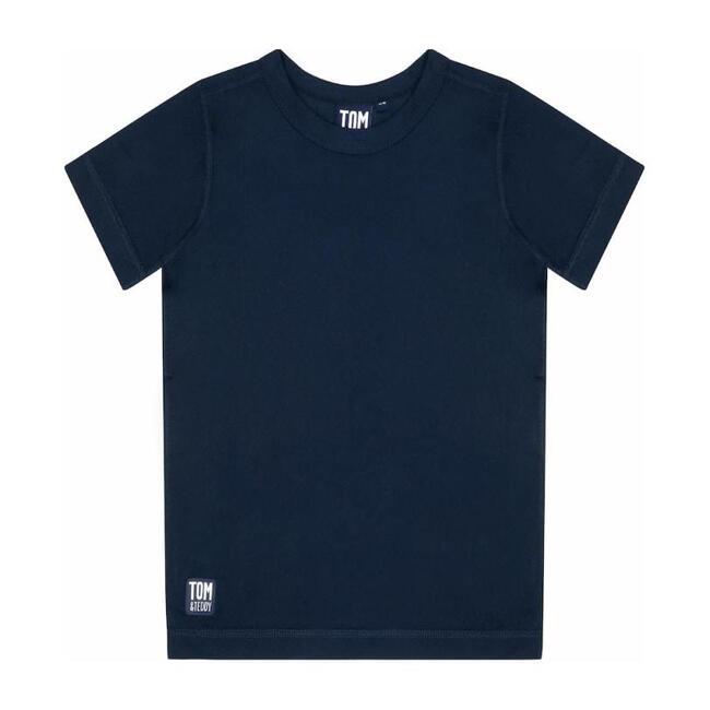 Short Sleeve Rash Top,  Deep Blue