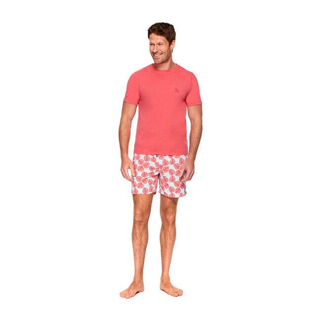 Men's T-Shirt, Deep Sea Coral
