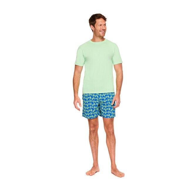 Men's T-Shirt, Pistachio