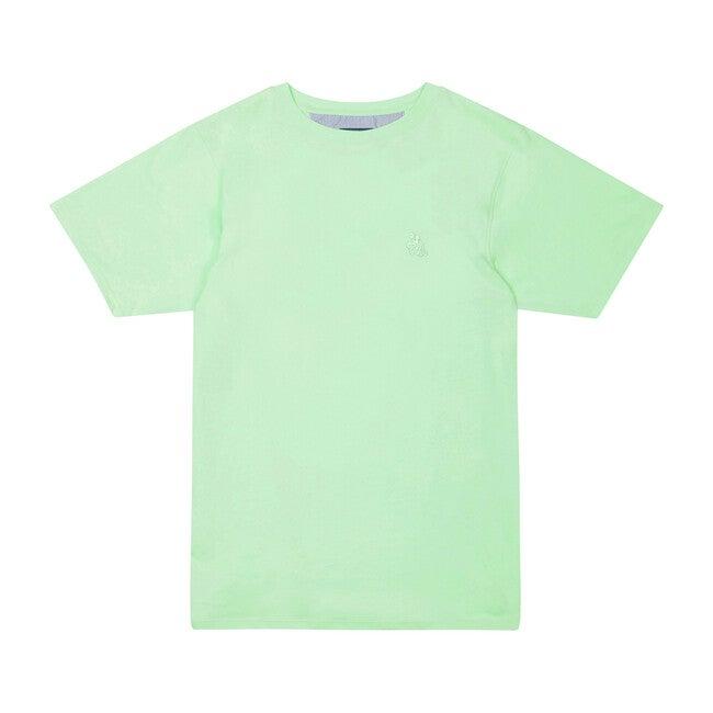Boy's T-Shirt, Pistachio
