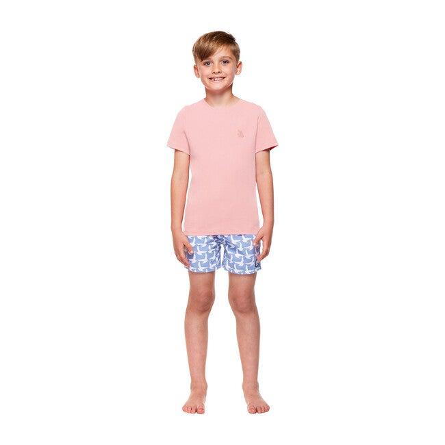 Boy's T-Shirt, Pink