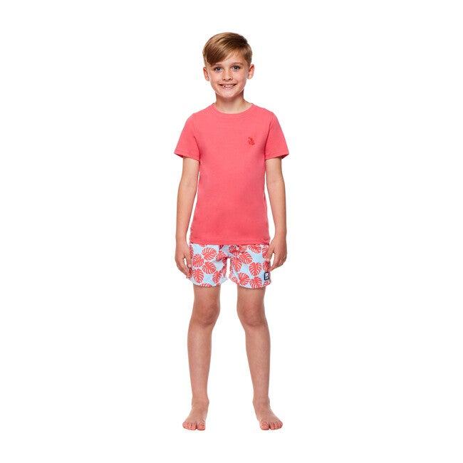Boy's T-Shirt, Deep Sea Coral