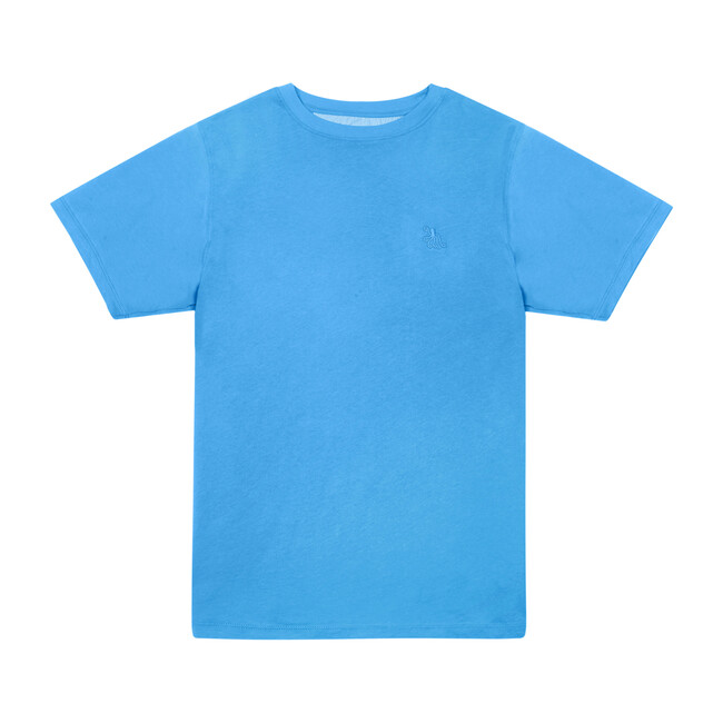 Boy's T-Shirt, Atlantic Blue