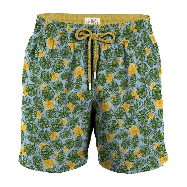 Palma Azul  Men's Swim Trunks