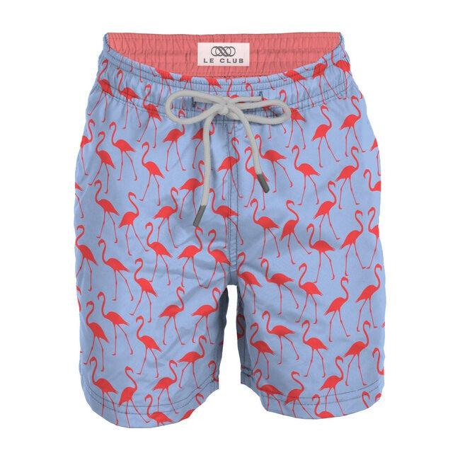 Flamingo Bay Boys Swim Trunks