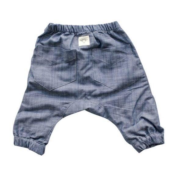 Billie Dark Blue Chambray Pants