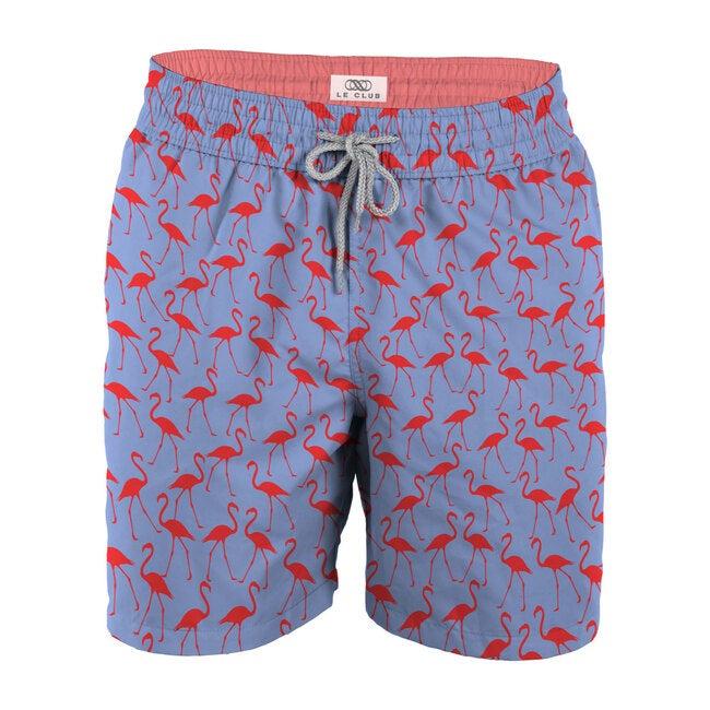Flamingo Bay Men's Swim Trunks