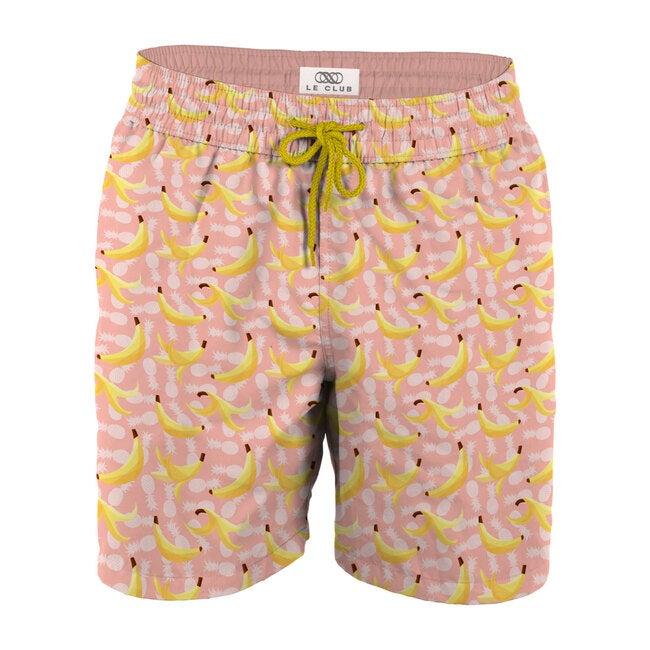 Bananas  Men's Swim Trunks