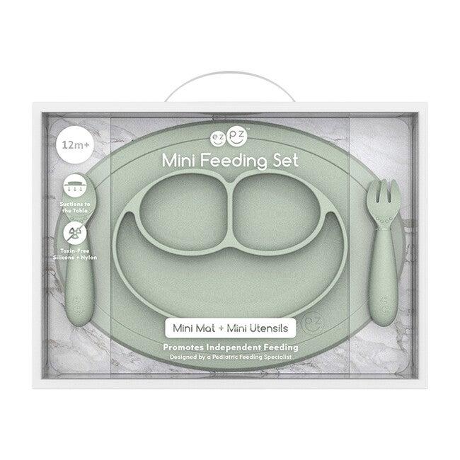 Mini Feeding Set, Sage