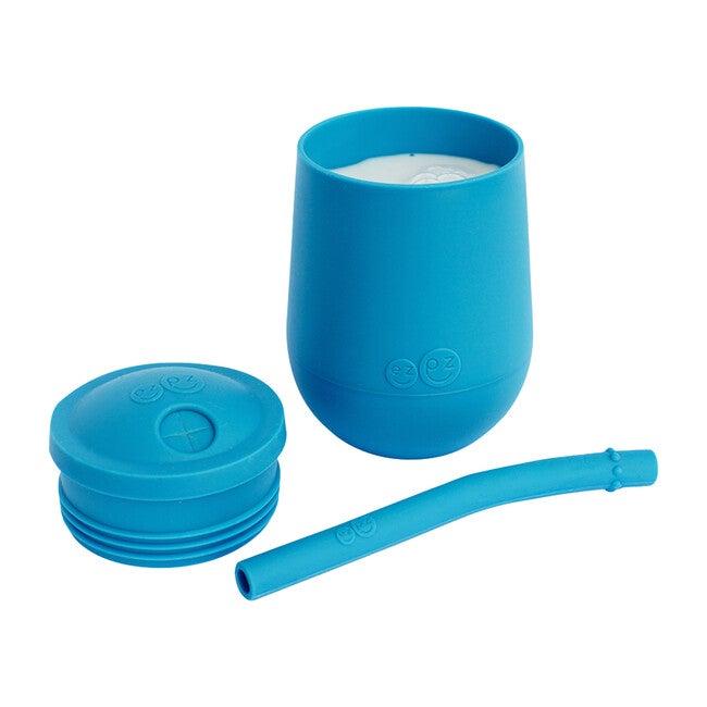 Mini Cup + Straw Training System, Blue