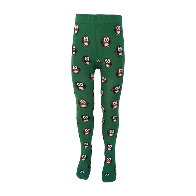 Owl Footed Tights