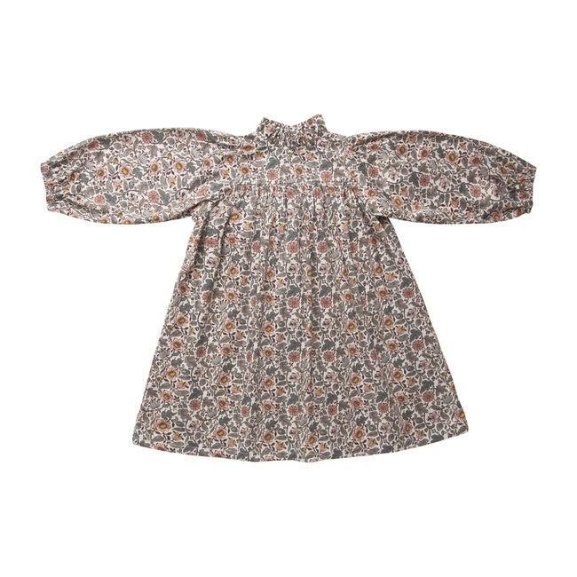 Marbles Dress, Emery Walker Liberty Print Cotton