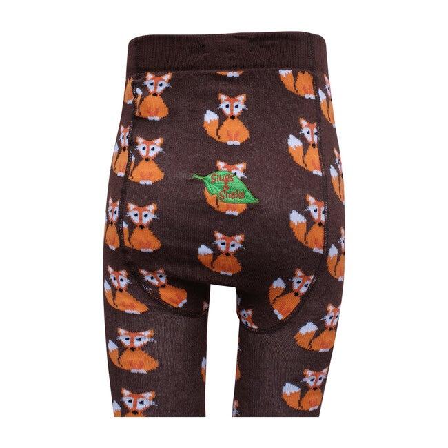 Foxy Footed Tights