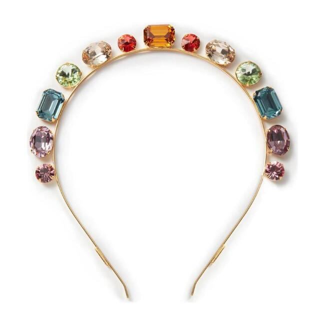 Garden Party Crystal Headband