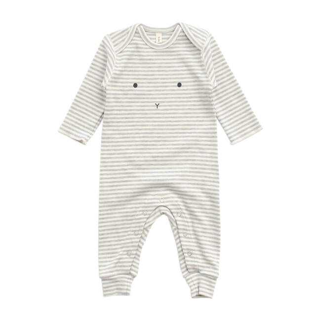 Bunny Playsuit, Stripy