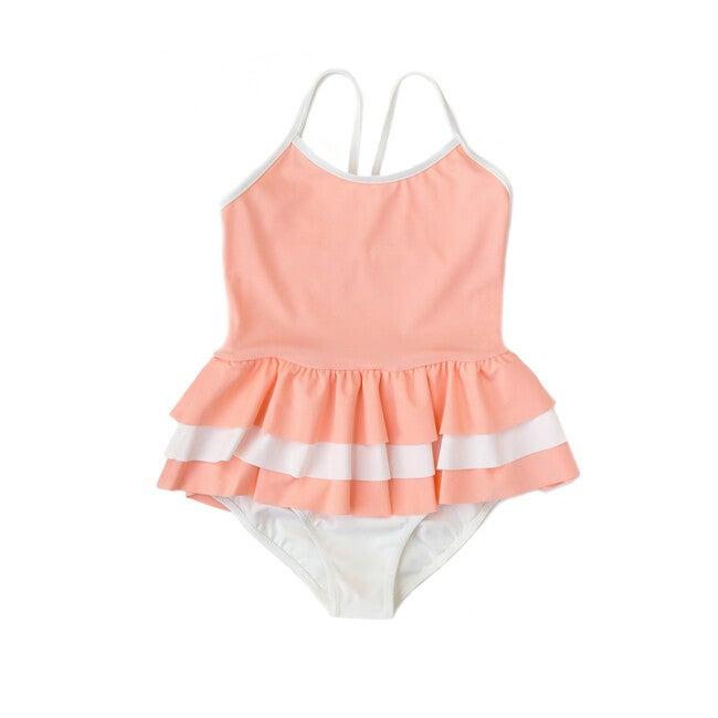 Amelia Swimsuit, Peachpink