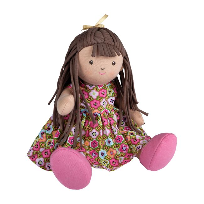 Sofia Jointed and Dressable Doll with Additional Clothing