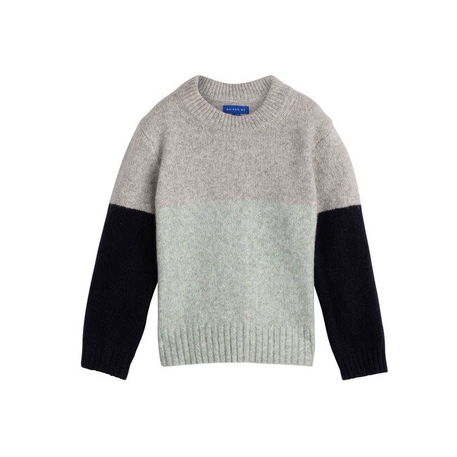 Peter Sweater, Mint Multi